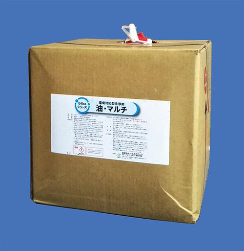 G-Ecoシリーズ環境対応型洗浄剤油・マルチ 20L